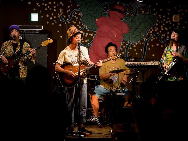 【2018.12.03】せいかつサーカス12月のライブ情報@京都 西院 Music cafe OOH-LA-LA